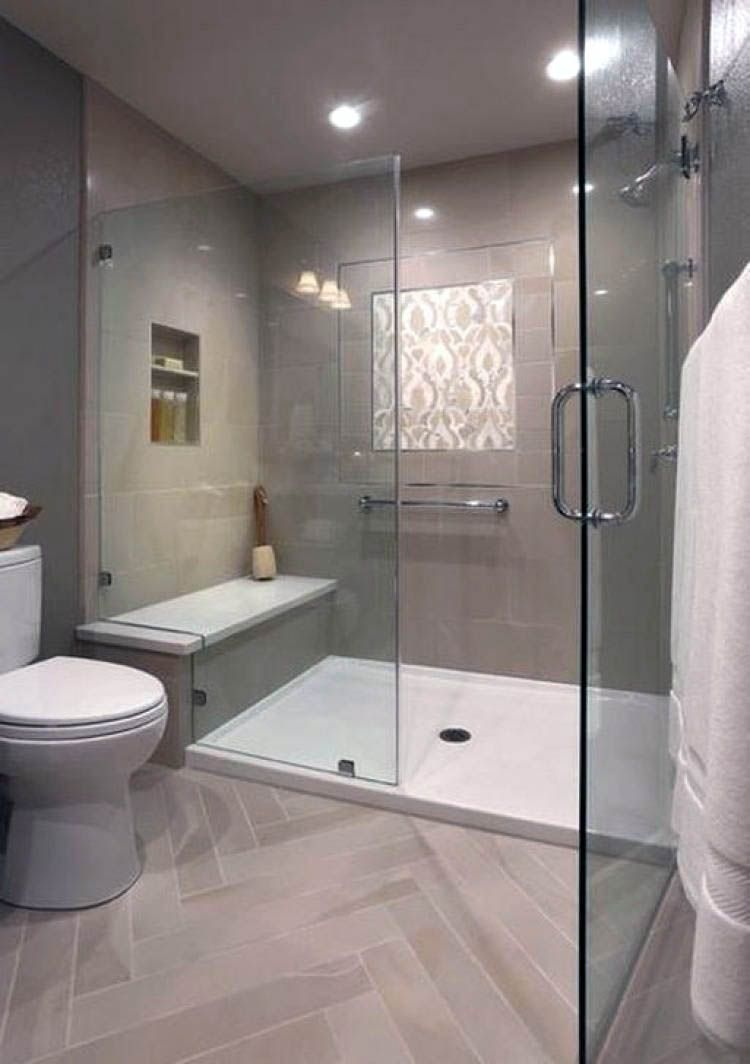 Different Master Bathroom Ideas Without Tub That Look Beautiful Bathroom Remodel Shower Tiny House Bathroom Bathroom Remodel Master