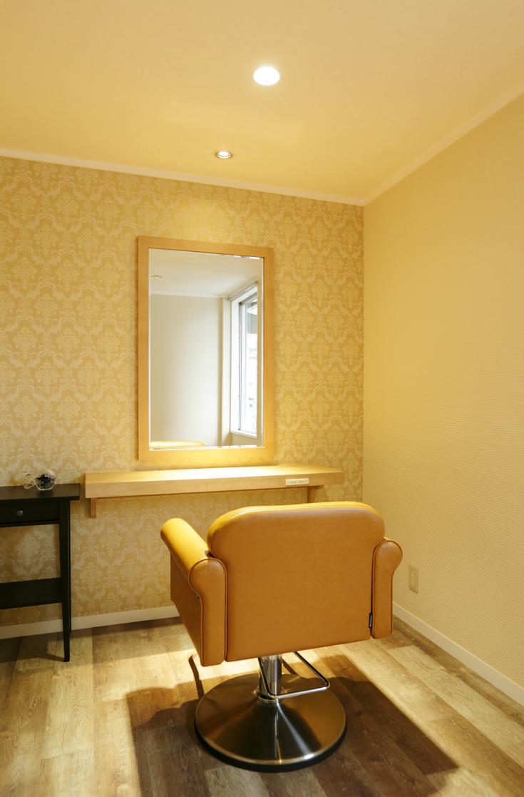 Beauty salon interior design ideas   + space + decor + Japan + ...