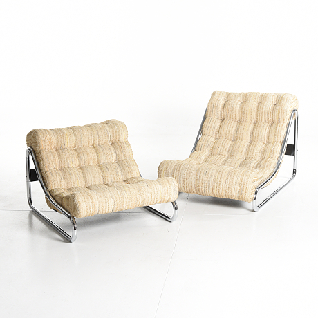 Auktion | Ikea fåtöljer 1970 tal | Stockholms Auktionsverk