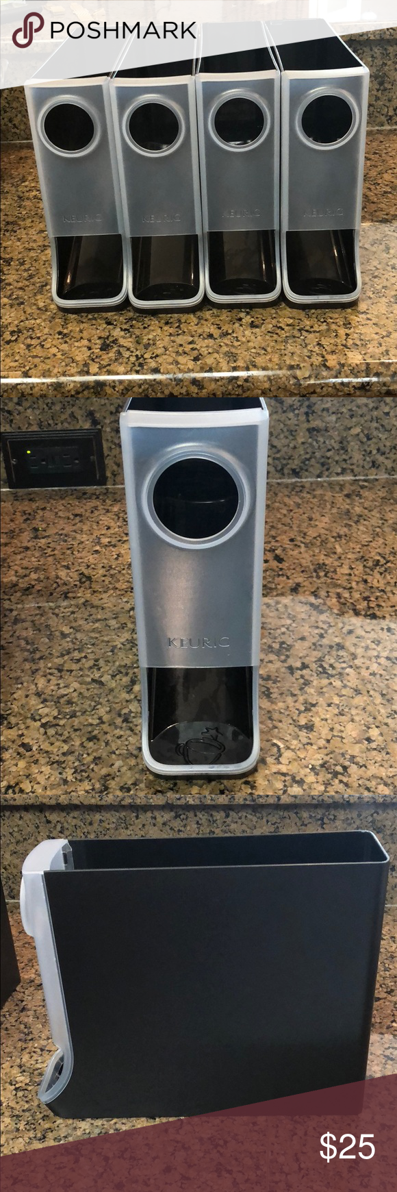 Keurig K Cup Storage Dispenser Keurig K Cup Storage Dispenser. I Have A  Total Of 4 But Selling Them Separately. Theyu0027re All In Perfect Condition  Just Never ...