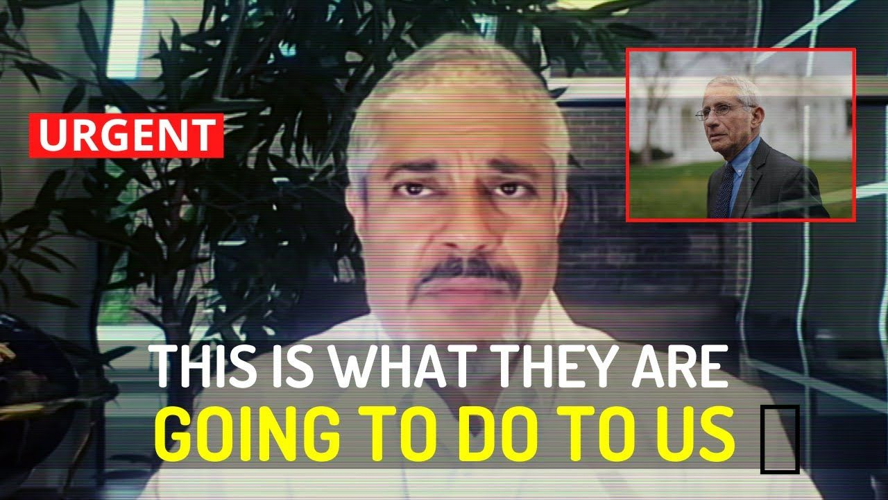 Dr. Rashid Buttar THEY WILL BAN THIS IMMEDIATELY! (URGENT) PLEASE SHARE NOW💉 - YouTube