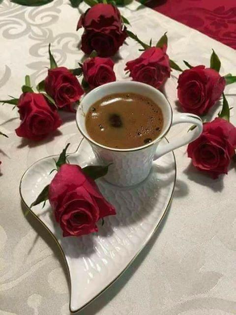 Поздравление хрустальной, роза открытки кофе доброе утро