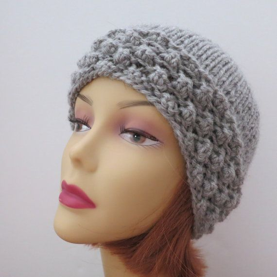 Knitting Pattern, Vintage Hat, Downton Cloche PDF 241, Beanie | Gorros