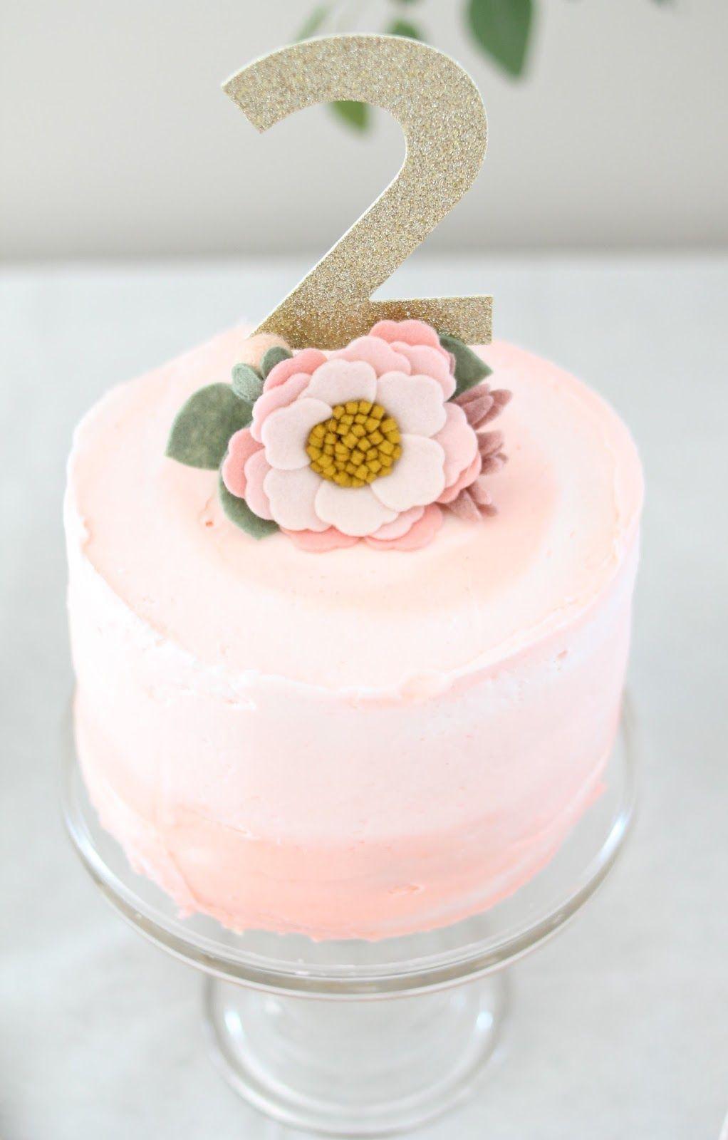 Stupendous Minnie Mouse Tea Party Second Birthday Tea Party Cake Second Funny Birthday Cards Online Eattedamsfinfo