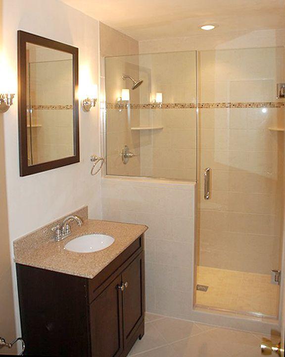 Small Master Bathroom Remodel Ideas: Small Bathroom Remodel - Photos