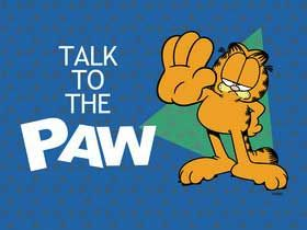 Image result for talk to the paw