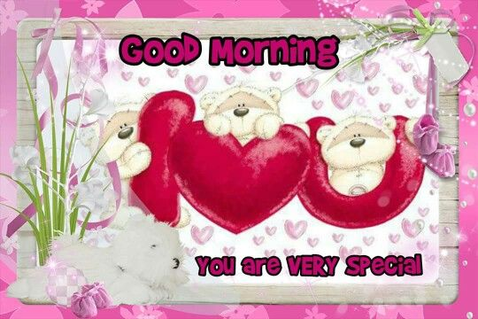 Good Morning Quotes For Someone Special: Good Morning, You Are Very Special Pictures, Photos, And