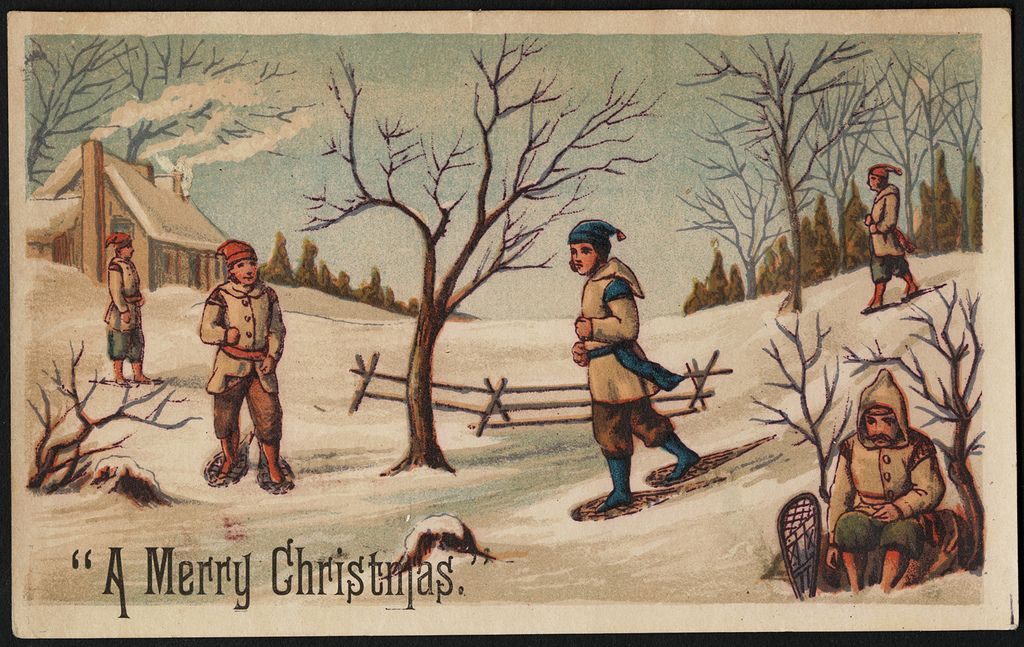 """""""A merry Christmas."""" [front] in 2020 (With images"""