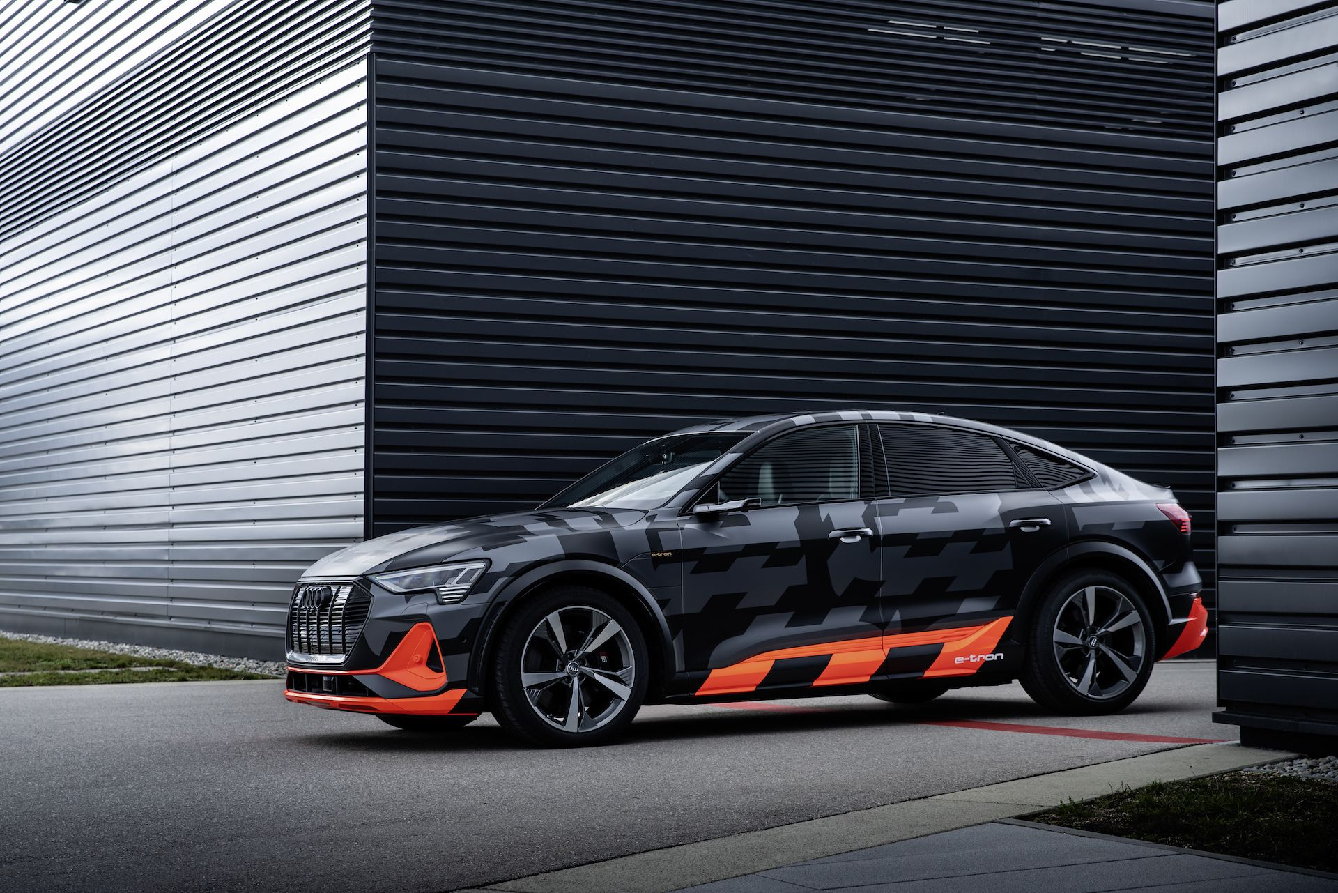 Audi ETron S first drive review Doing the electric slide