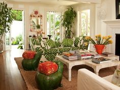Palm Beach Chic Decorating Décor The Glam Pad