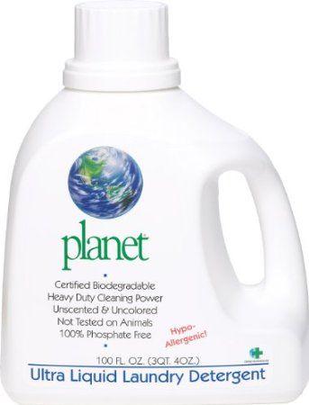 Planet Ultra Liquid Laundry Detergent Liquid Laundry Detergent