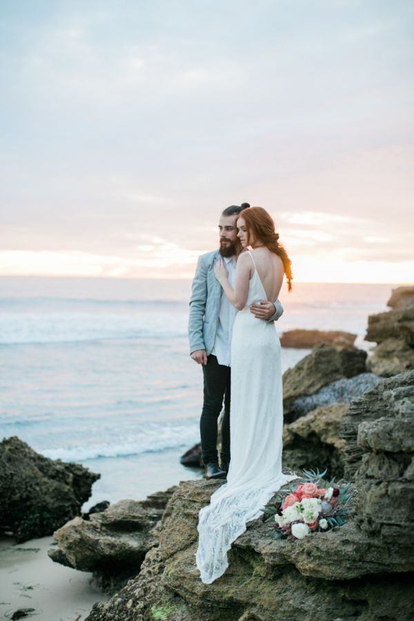 Romantic Cottesloe Beach Sunset Session With Images Lace Beach