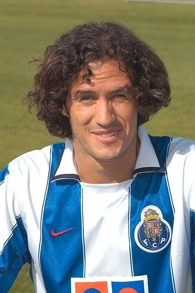 Antigo Jogador Do F C Porto Ricardo Carvalho Good Soccer Players Porto Football Soccer