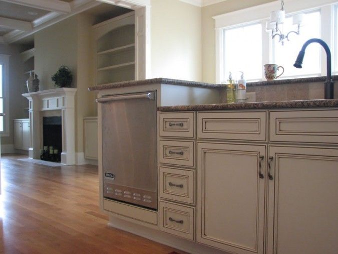 Raised Dishwasher Relief For My Aching Back Kitchen Remodel Kitchen Redesign Kitchen Design Decor