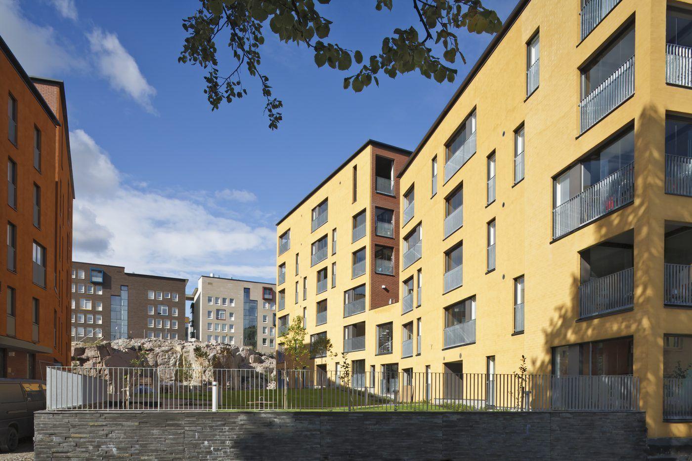 B & M - Helsingin Victoria, Diana & Titania Housing | 0 K ...