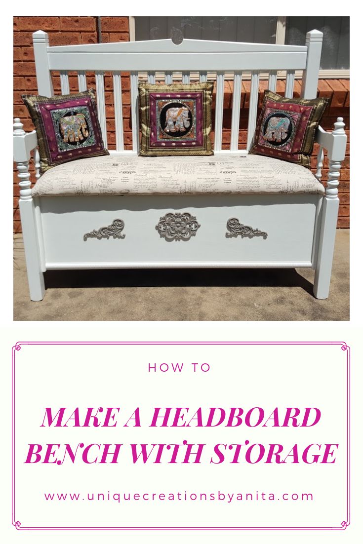 How to make a bench from old Headboards Diy furniture