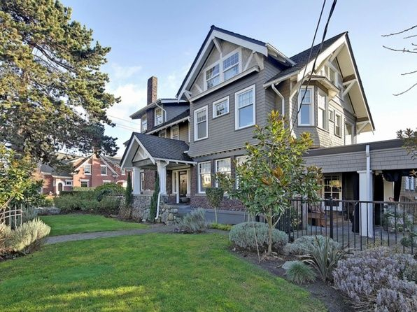 4731 4th Ave Ne Seattle Wa 98105 Seattle Homes Building A House House Styles