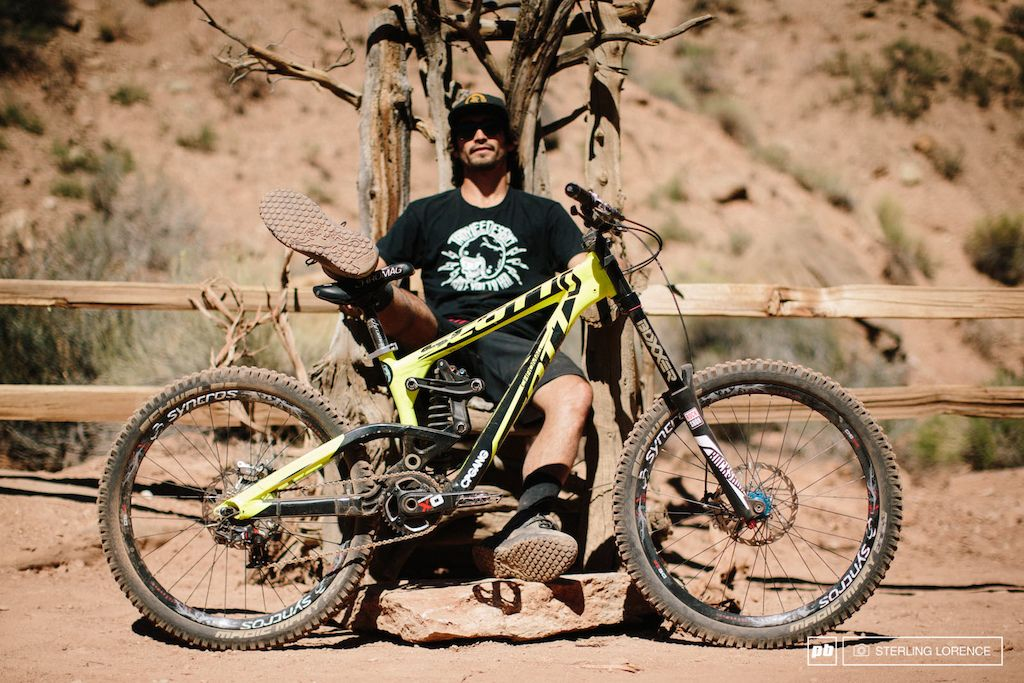 red bull rampage 2014 looking at 34 bikes want it. Black Bedroom Furniture Sets. Home Design Ideas
