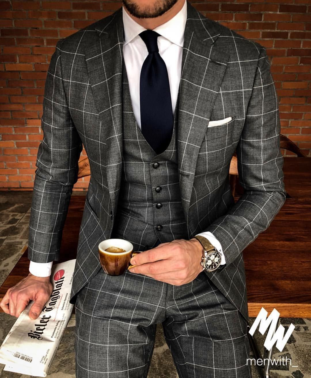how to design a suit for men
