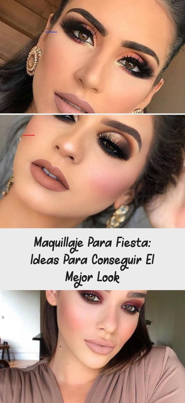 Party Makeup: Ideas To Get The Best Look – Eye Makeup Makeup for day party, make…