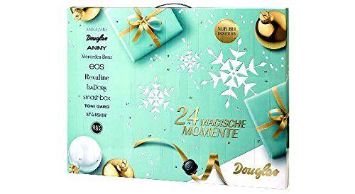 Weihnachtskalender Bei Douglas.Douglas Luxus Wellness Damen Adventskalender Weihnachtskalender 2016