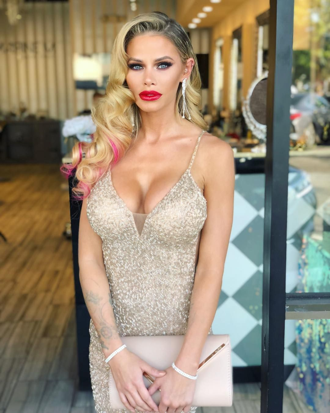 Jessa Rhodes nude (64 fotos) Young, Twitter, braless