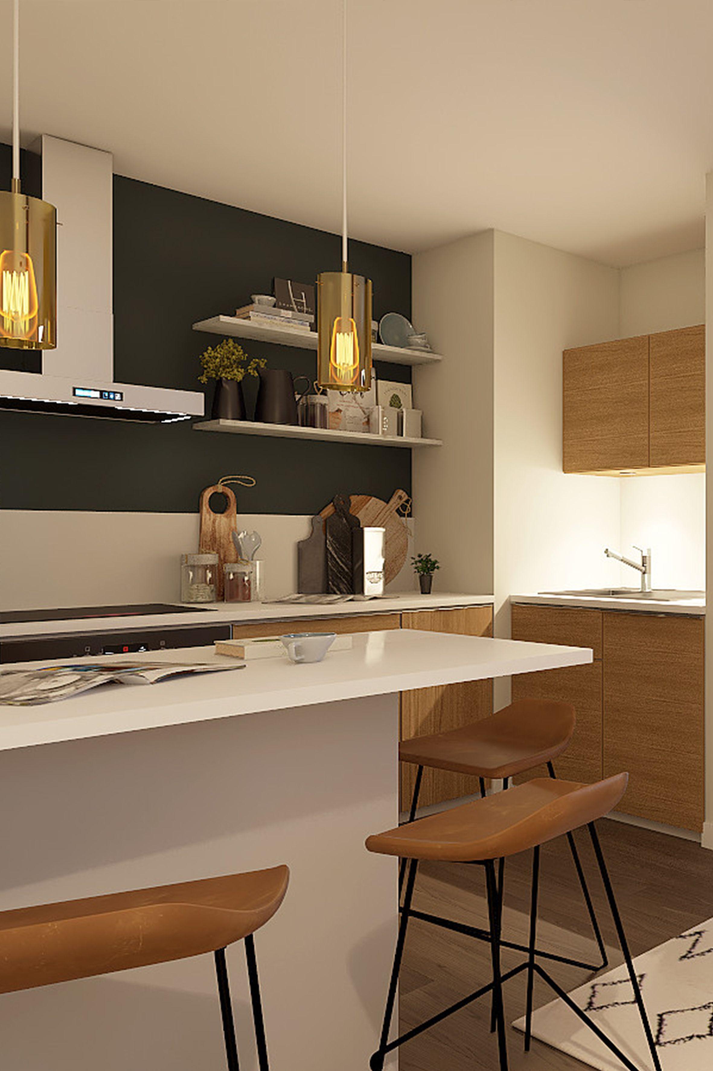 100 Génial Suggestions Decoration Cuisine Appartement Neuf