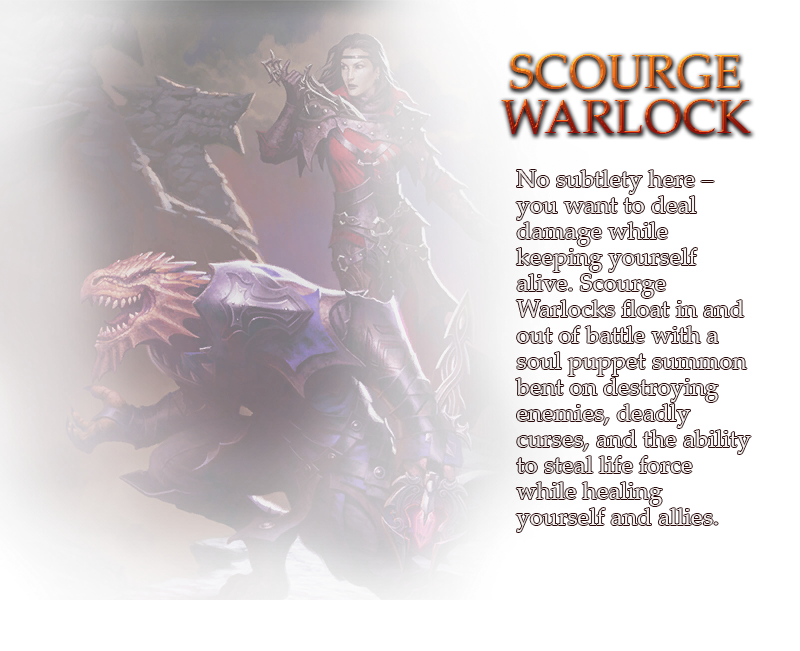 Player's Handbook - Scourge Warlock | Neverwinter | my Outer