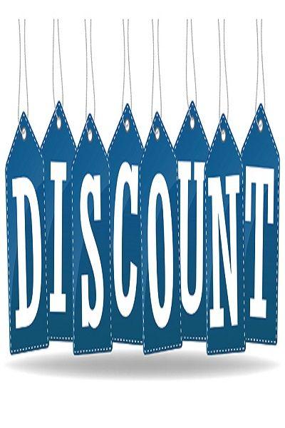 Discount for custom writing