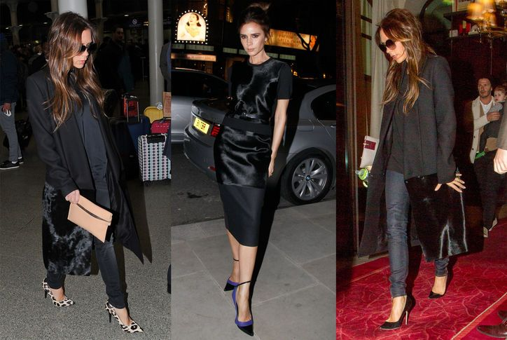 Victoria Beckham Traded in Her Platforms for Single Soles: Are You Ready to?