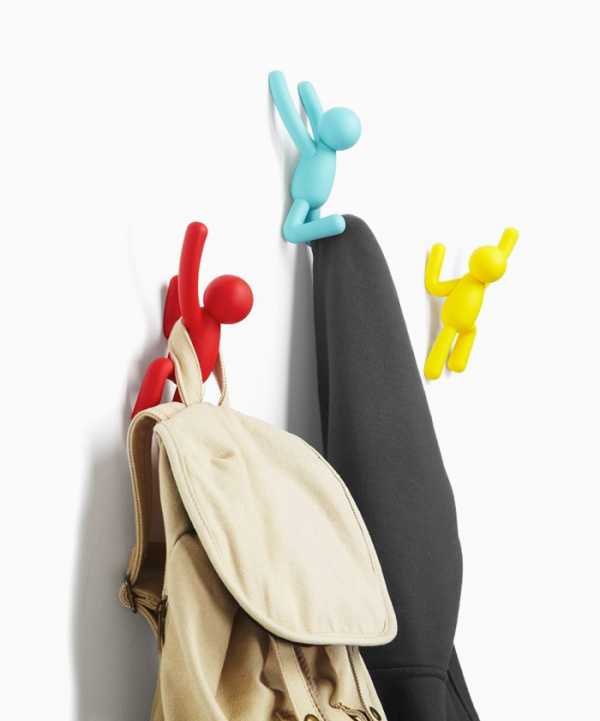 40 Decorative Wall Hooks To Hang Your Things In Style Coat Hooks