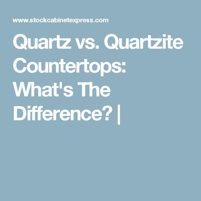 Quartz Vs. Quartzite Countertops: Whatu0027s The Difference? |