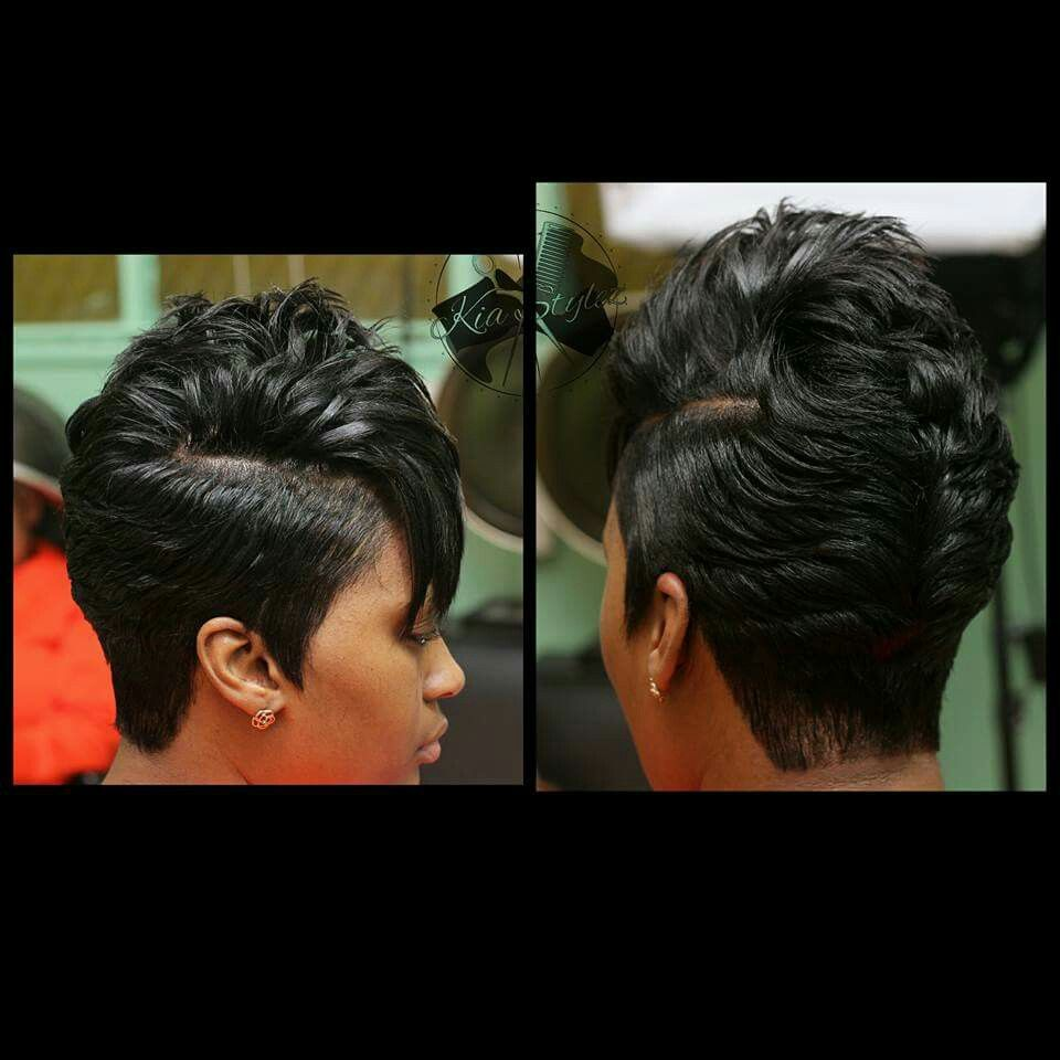 This hair is gorgeous hairstyles pinterest short cuts short