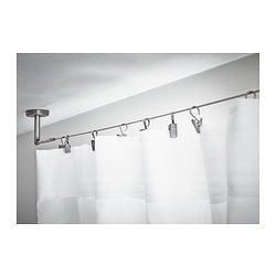 dignitet curtain wire stainless steel
