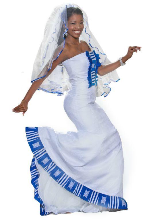 17 beautiful african wedding dresses