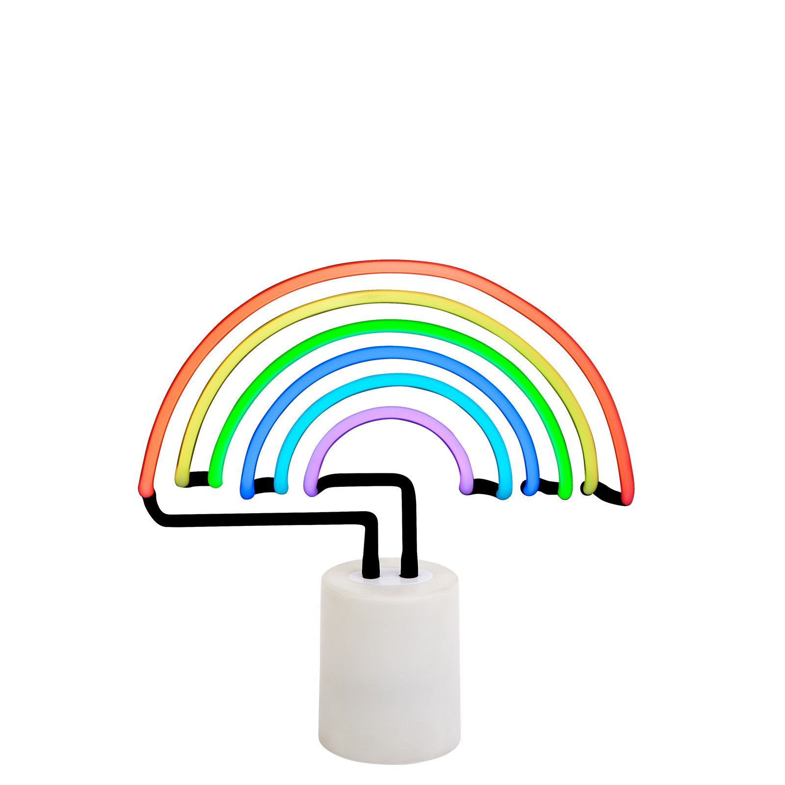 Abajur Neon Arco Íris | Storehouse Home Decor