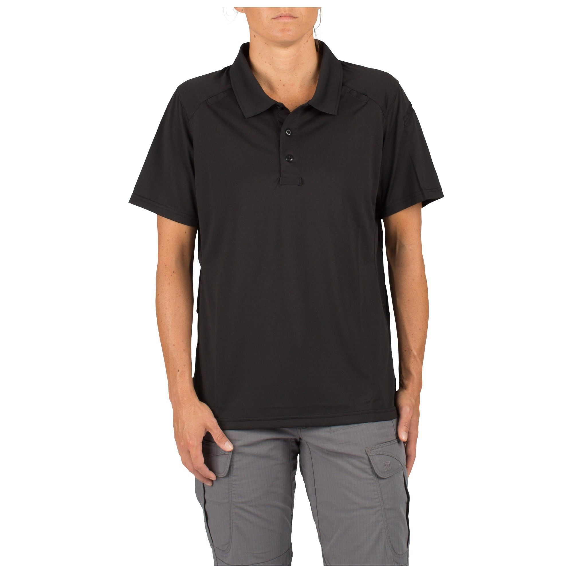5.11 Women's Helios Short Sleeve Polo