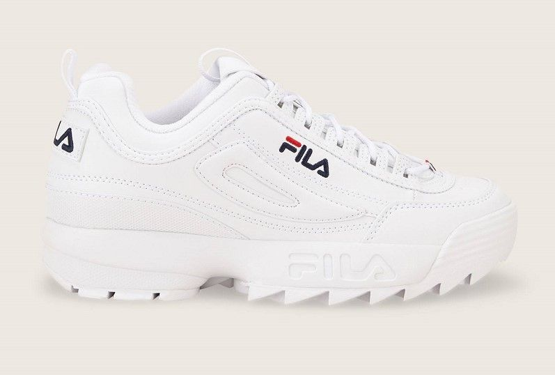 chaussures femme fila moins cher