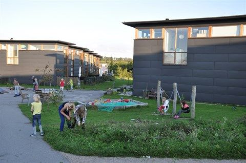 Tønsbergvej 58, 4000 Roskilde - Nyt flot hus i det dejlige bofællesskab Glashusene i Trekroner # ...