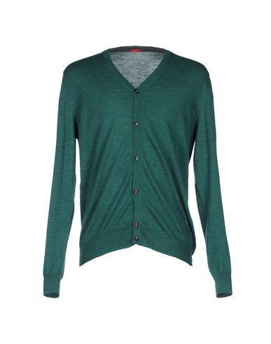 ALTEA dal 1973 Men's Cardigan Emerald green 3XL INT
