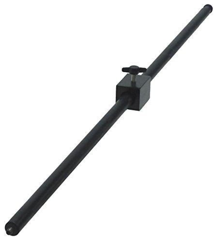 ALZO Horizontal Camera Mount, Black, Tripod Accessory, for Supporting a Camera for Overhead Product Photography ALZO Digital