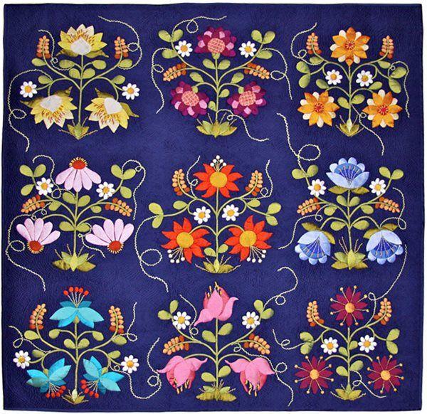 Gardendesign Books: Botanic Quilts - Gallery - Garden Design