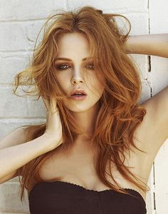 Cool Cinnamon Hair Google Søk Golden Copper Colorlight