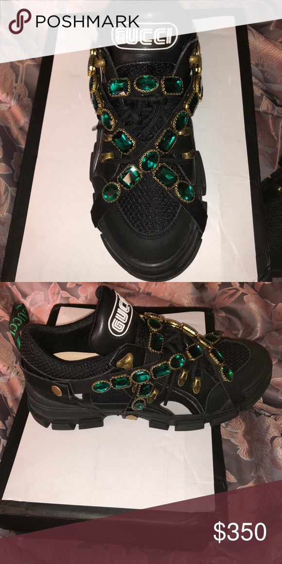 176f0898 Gucci flashtrek sneakers Gucci sneakers brand new in the box size 43 ...