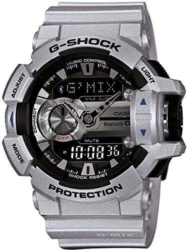 d0f82242094 CASIO G-SHOCK Bluetooth「G MIX」 GBA-400-8BJF JAPAN IMPORT