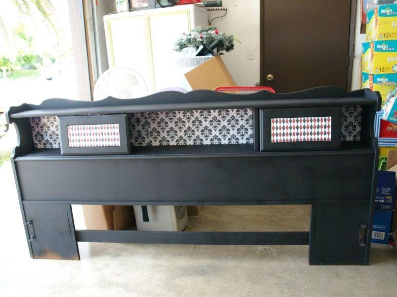 die besten 25 kopfteil renovierung ideen auf pinterest renoviert kopfteil nachgearbeitet. Black Bedroom Furniture Sets. Home Design Ideas