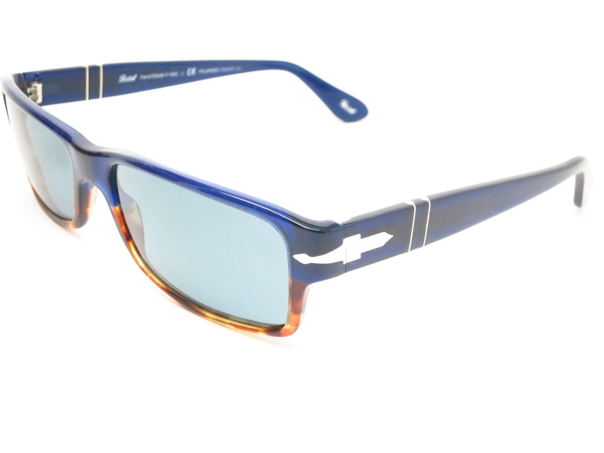 a368291dfd Persol PO 2747-S 955 4N Havana   Blue Sunglasses