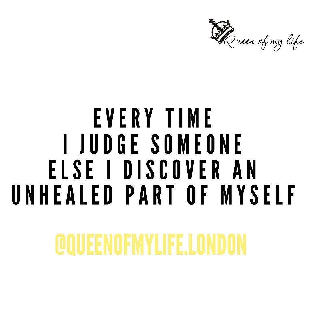 This woman aroυѕeѕ with each post but I had to  #Repost this @queenofmylife.london  #judgements  Because I am human right?  With all my imperfections I am perfectly me. I know I am flawed but I also have this awareness which means I can put myself in check. Also I have great friends who can keep me in check I use to judge people of course I did we all do to some extreme. These days since I conquered that #ego of mine I have been seeing things differently. This different angle on life. I…