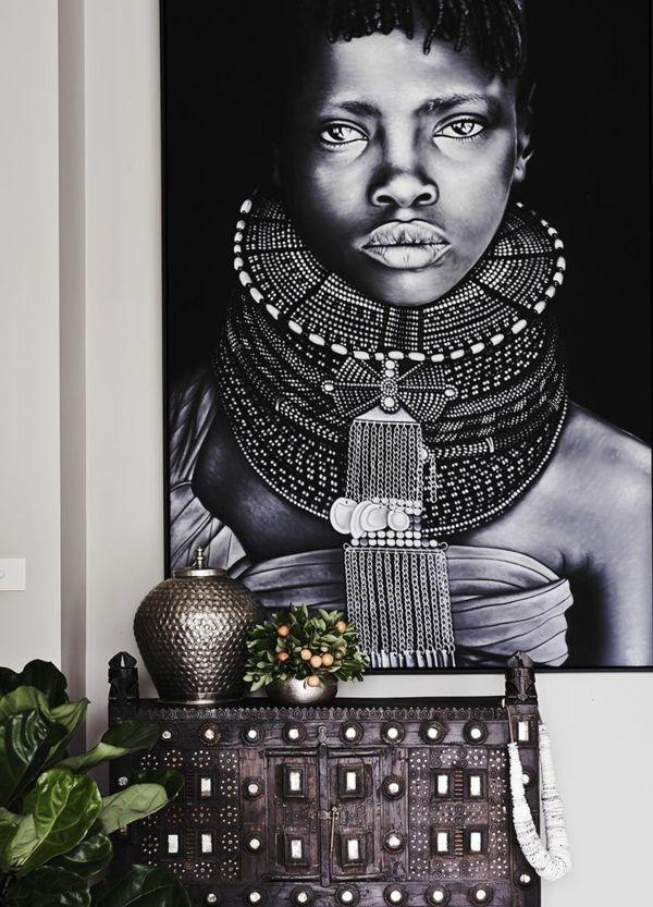 afrika deko im eigenen wohnraum ein artikel f r alle afrika liebhaber african interiors. Black Bedroom Furniture Sets. Home Design Ideas