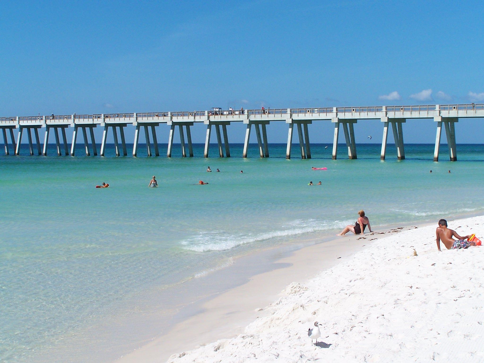 Emerald Beach Rv Park Navarre Florida